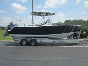 New Sportsman Boats HERITAGE 251CC Center Console Fishing Boat For Sale
