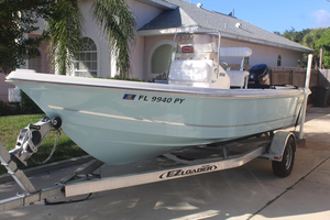 Used Bulls Bay 2000 Center Console Fishing Boat For Sale