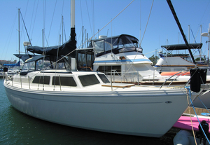 Used Columbia 41 Sloop Sailboat For Sale