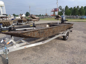 New Xpress Boats HD Duck Boat Series Jon Boat For Sale