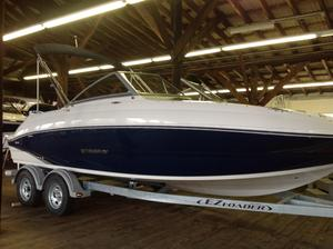 New Stingray 201 DC201 DC Deck Boat For Sale