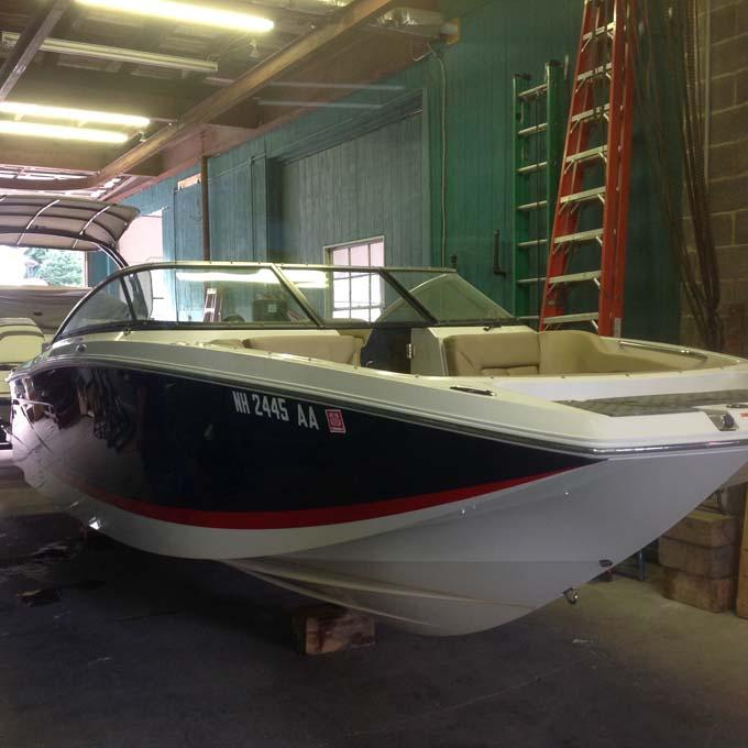 Volvo Dealers Nh >> 2012 Used Four Winns SL 242 Bowrider Boat For Sale ...