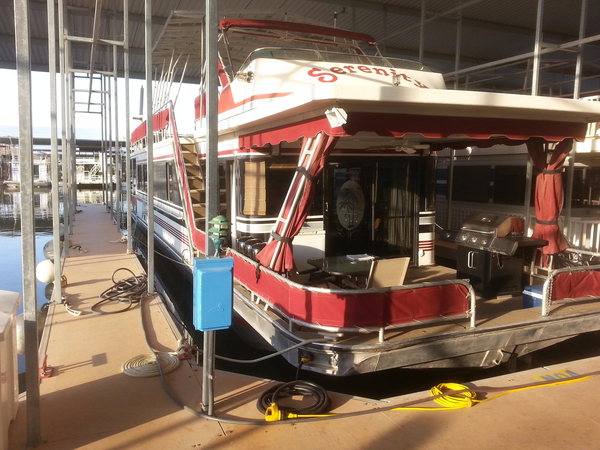Used Sumerset Multi Owner HouseboatMulti Owner Houseboat House Boat For Sale