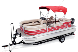 New Sun Tracker Party Barge 20 DLX Unspecified Boat For Sale