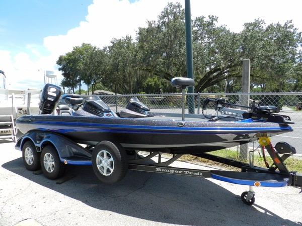 New Ranger Z519 Comanche Bass Boat For Sale