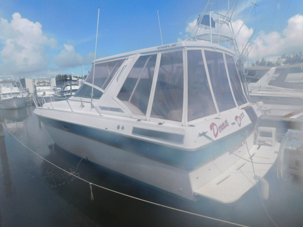 Used Regal Commodore 360 Sports Fishing Boat For Sale