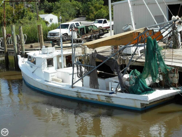 Used Custom 37 Commercial Boat For Sale