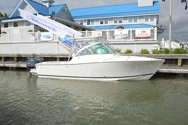 New Albemarle 27 Express Sports Fishing Boat For Sale