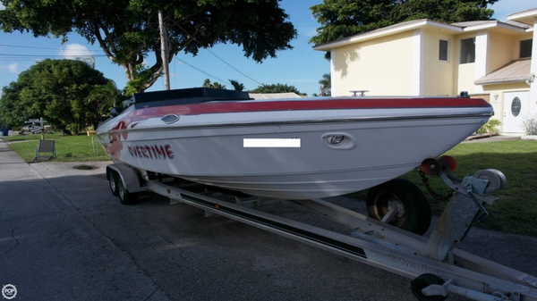 Used Checkmate Convincor 25 High Performance Boat For Sale