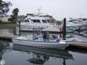 Used Angler Super Panga 26 Center Console Center Console Fishing Boat For Sale