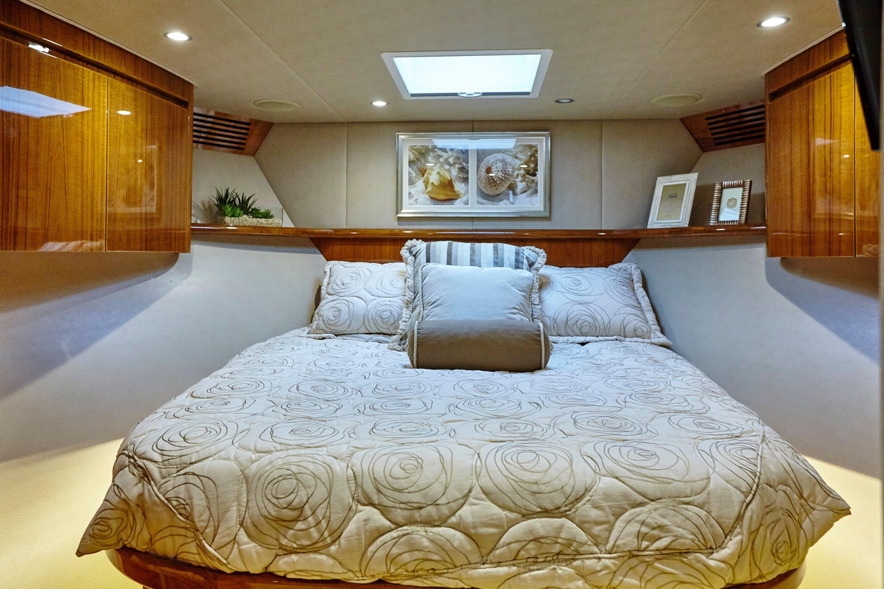 2014 Used Viking Enclosed Bridge Motor Yacht For Sale - $3,699,000 ...
