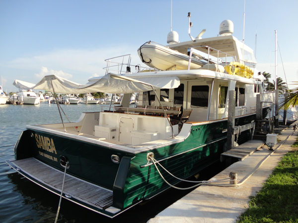Used Grand Banks 70 Aleutian Motor Yacht For Sale