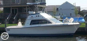 Used Pacemaker 31 Express Cruiser Boat For Sale