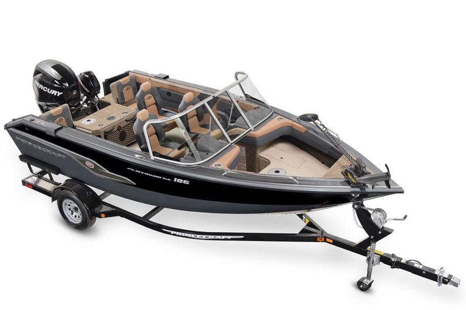 2015 new princecraft platinum se 186 freshwater fishing for Best freshwater fishing boats