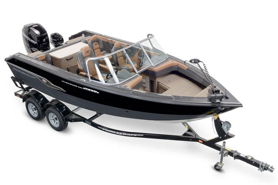 2015 new princecraft platinum se 206 freshwater fishing for Fishing boat dealers near me