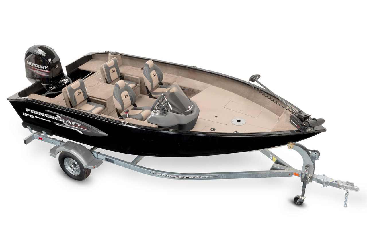 2016 new princecraft xpedition 170 sc freshwater fishing for Best freshwater fishing boats