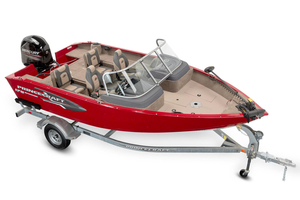 New Princecraft Xpedition 170 WS Aluminum Fishing Boat For Sale