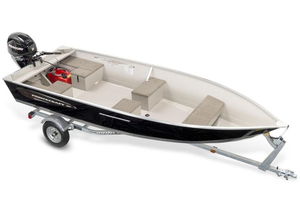 New Princecraft Springbok DL BT Utility Boat For Sale