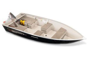 New Princecraft Yukon DL BT Electric Utility Boat For Sale