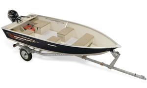 New Princecraft Yukon DL BT Utility Boat For Sale