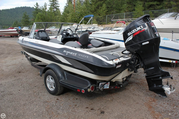 Used Ranger Boats REATA 1850 VS Bass Boat For Sale