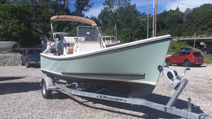 New Eastern Boats 200 Center Console Center Console Fishing Boat For Sale