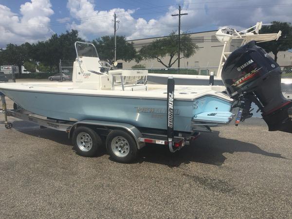 New Pathfinder 2300HPS Bay Boat For Sale