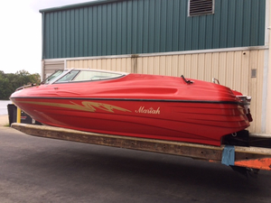 Used Mariah 222 Shabah Bowrider Boat For Sale