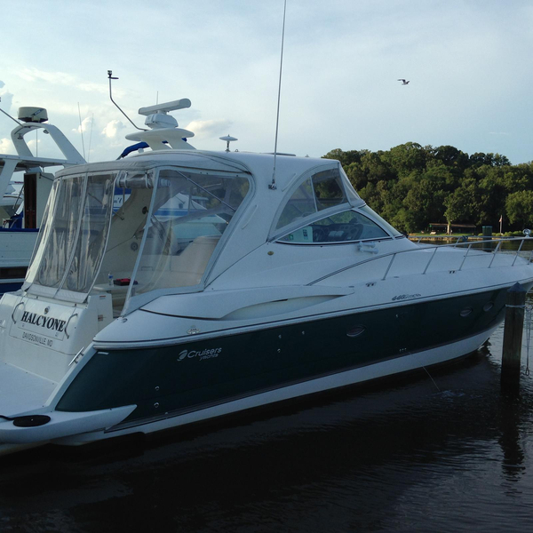 Used Cruisers Yachts 440 Express Motor Yacht For Sale