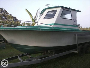 Used Scotticraft 29 Pilothouse Boat For Sale