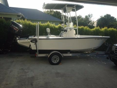 Used Dusky Marine Open Fisherman Center Console Fishing Boat For Sale