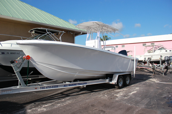 New Competition Center Console Fishing Boat For Sale