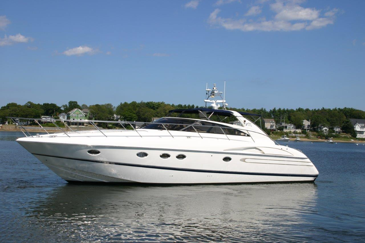 2003 Used Princess Yachts Motor Yacht For Sale 265 000