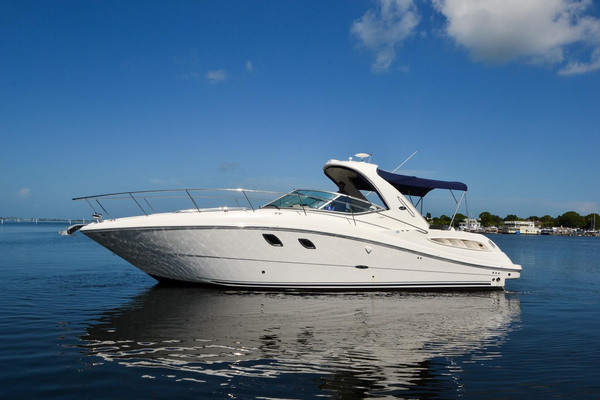 Used Sea Ray 350 Sundancer Sports Cruiser Boat For Sale