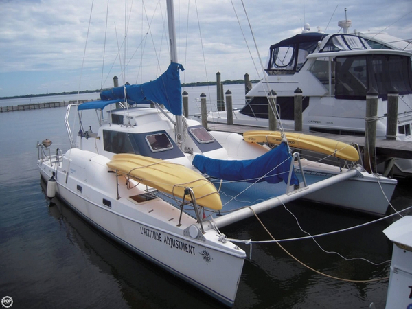 Used Endeavourcat 36 Sport Catamaran Sailboat For Sale