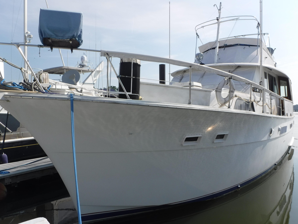 Used Hatteras 53 Motoryacht Motor Yacht For Sale