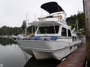 Used Holiday Mansion Mediterranean Barracuda 40 House Boat For Sale