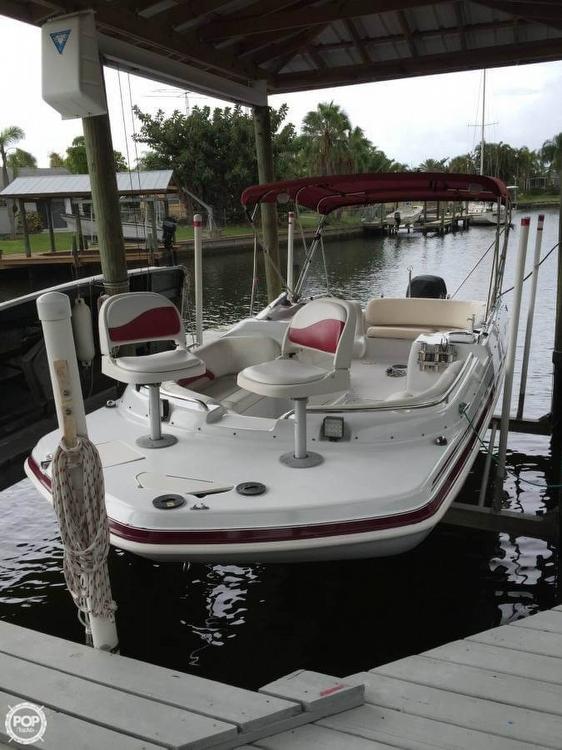 Used Hurricane 232 Fun Deck Boat For Sale