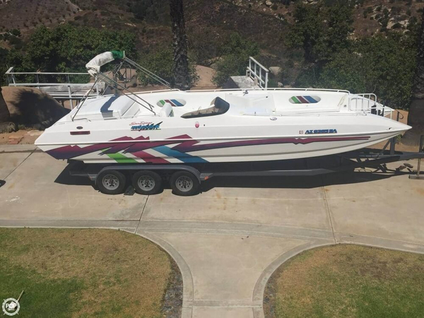 Used Eliminator 27 Fundeck High Performance Boat For Sale