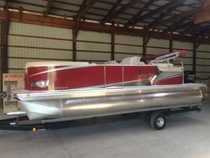 New Tahoe Pontoons LT Quad Lounge 22' Pontoon Boat For Sale