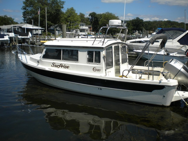 Used C-Dory 25 Cruisers Cruiser Boat For Sale