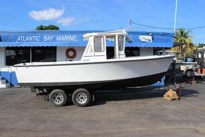 Used Shamrock 200 Pilothouse Boat For Sale