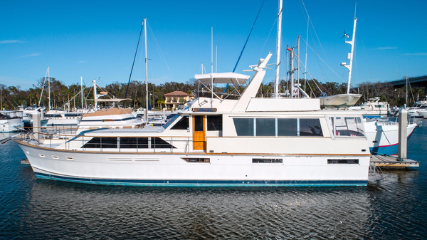 Used Pacemaker Motoryacht Motor Yacht For Sale