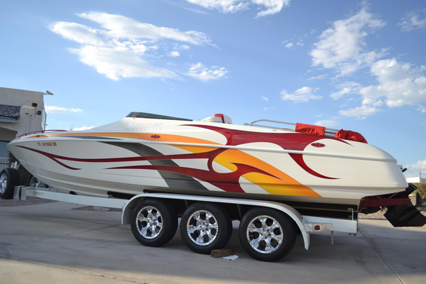 Used Magic Wizard 29 Bowrider Boat For Sale