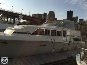 Used Chris-Craft Catalina 381 Aft Cabin Boat For Sale