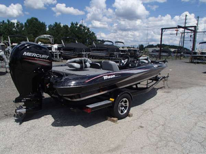 Used Triton Boats 18 Pro Series Bass Boat For Sale