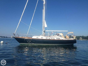 Used Bristol Yachts 38.8 Racer and Cruiser Sailboat For Sale