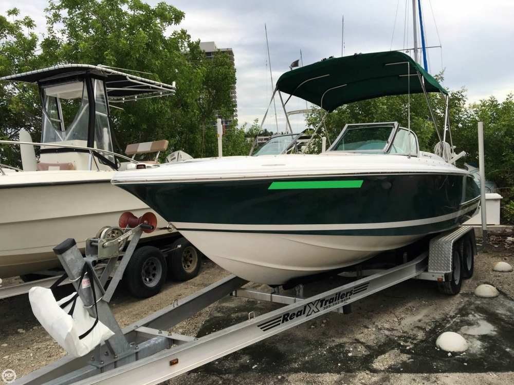 2003 used chris craft launch 22 bowrider boat for sale for Used chris craft launch for sale