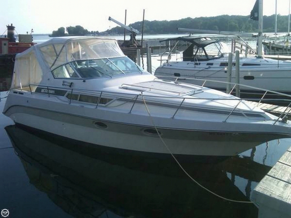 Used Cruisers Yachts 3270 Esprit Express Cruiser Boat For Sale