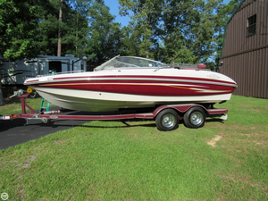 Used Tahoe Q8 Bowrider Boat For Sale